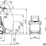 ķēžu kompaktiekrāvējs